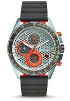 Fossil Sport 54 Chronograph Gunmetal Silicone Watch