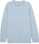 Emilia Wickstead Aline Wool Sweater - Sky blue