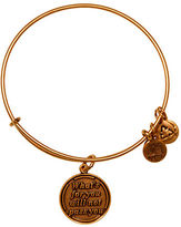 Alex and Ani Whats For You Will Not Pass You Charm Bangle