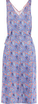 Tory Burch Sandy printed silk-jersey dress