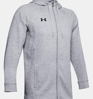 Under Armour Men's UA Hustle Fleece Full Zip Hoodie