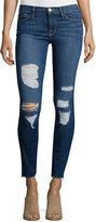Frame Le Skinny Distressed Jeans, Park Jefferson