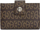 Giani Bernini Block Signature Wallet, Created for Macy's