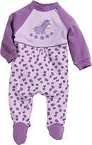 Playshoes Baby-Girls Overall Horse Sleepsuit,(Manufacturer Size:56)