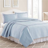 Asstd National Brand Solid Frame Square Quilt Set