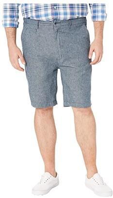 Levi's Big & Tall Big Tall 502tm True Chino Shorts (Light Blue) Men's Shorts