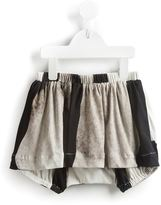 Lost And Found Kids - skirted bloomers - kids - Cotton - 2 yrs