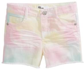 Epic Threads Little Girls Tie Dye Shorts