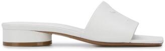 Maison Margiela Low Heel Slip-On Sandals