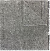 Brunello Cucinelli frayed edge scarf