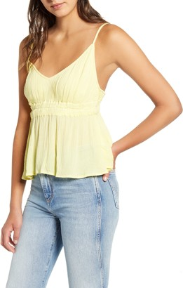 O'Neill Kelby Woven Tank Top