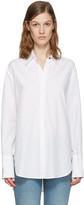 Rag & Bone White Essex Shirt