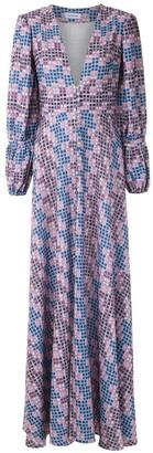 Olympiah Imperio maxi dress