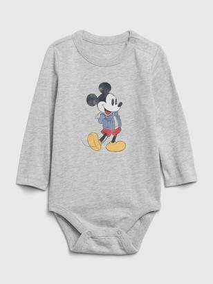 Disney babyGap | Mickey Mouse Graphic Bodysuit
