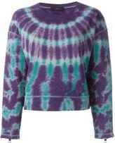 Diesel tie-dye sweater