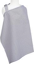 Trend Lab Bedtime Gray Chevron Nursing Cover