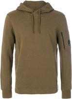 C.P. Company zip pocket hoodie