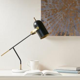 """Everly Quinn Celis 22"""" Desk Lamp"""
