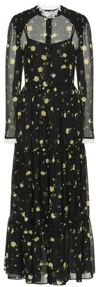 Philosophy di Lorenzo Serafini Floral printed dress