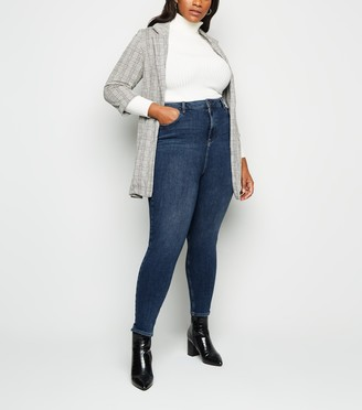 New Look Curves 360 Stretch Super Skinny Jeans