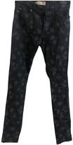 Plein Sud Jeans Blue Denim - Jeans Jeans for Women