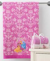 Disney Bath Towels, Disney Princesses Washcloths, Set of Six