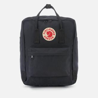 Fjallraven Women's Kanken Backpack - Black