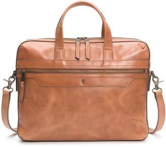 Frye Men's Holden Slim Leather Briefcase