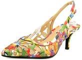 J. Renee Paulene-JJ Women US 8 Multi Color Slingback Heel
