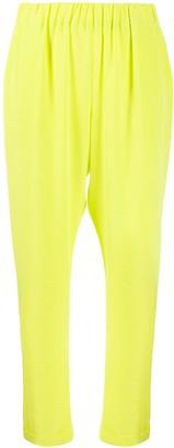 P.A.R.O.S.H. elastic waist trousers