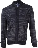 American Rag Men's Full-Zip Mock-Collar Sweater
