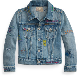 Ralph Lauren Denim Trucker Jacket
