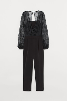 H&M Fitted Jumpsuit