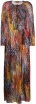 Missoni graphic-print flared dress