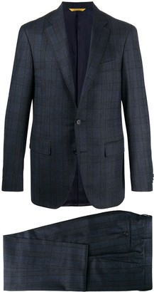 Canali Single Breasted Suit
