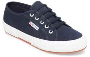 Superga Women's 2750 Cotu Canvas Lace-Up Sneakers Women's Shoes
