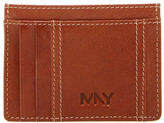 Andrew Marc Sergio Leather Card Carrier