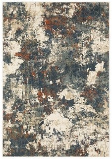 Oriental Weavers Fawn Abstract Paint Area Rug