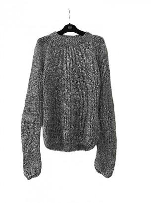 Dagmar Metallic Linen Knitwear for Women