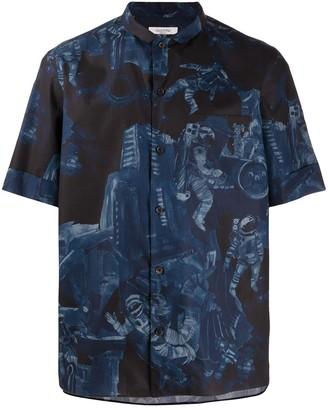 Valentino Infinite camp shirt