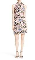 Rebecca Taylor Women's Lavinia Rose A-Line Dress