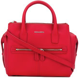 DSQUARED2 twin zip tote - women - Polyurethane/Cotton - One Size
