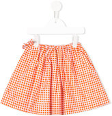 Marni checked skirt - kids - Cotton - 8 yrs