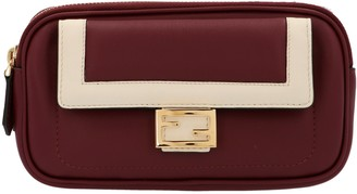 Fendi Baguette Crossbody Bag