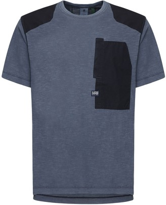 G Star New Arris T-Shirt W/ Pocket