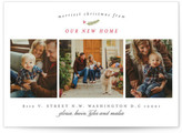 Minted Our New Home Christmas Photo Cards