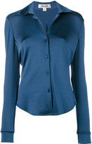 Diane von Furstenberg fitted shirt - women - Silk/Spandex/Elastane/Viscose - 2