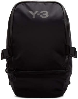Y-3 Black Racer Backpack