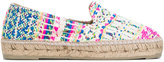 Manebi Ibiza espadrilles - women - Cotton/Jute/Raffia/rubber - 35