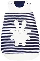 Trousselier Navy Angel Rabbit Reversible Sleeping Sack